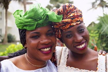 TPX5348 African Women / Portrait, Banjul, Gambia