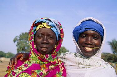 TPX5349 African Women / Portrait, Banjul, Gambia