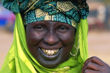 TPX5355 African Woman / Portrait, Banjul, Gambia