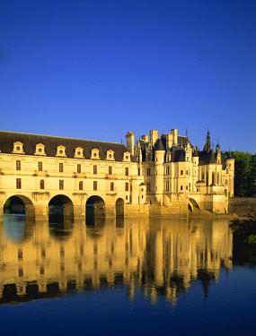 TPXE0235 France, Loire Valley, Chenonceaux Castle