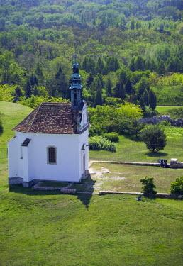 HU02026 Calvary Hill Chapel, Tata, Western Transdanubia, Hungary