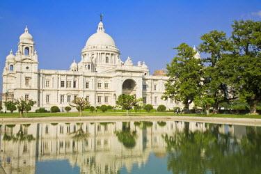 IN04181 India, West Bengal, Kolkata, Calcutta, Chowringhee, Victoria Memorial