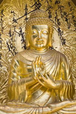 IN08200 India, West Bengal, Darjeeling, Japanese Peace Pagoda built by Nipponzan Myohoji Organisation