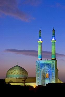 IR01056 Jameh Mosque, Yazd, Iran