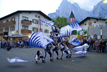 IT06200 Oswald von Wolkenstein Ritt festival, Siusi, Trentino-Alto Adige, Italy