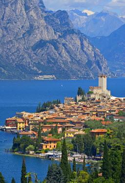 IT06233 Malcesine, Lago di Garda, Veneto, Italy