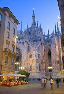 IT07057 Duomo, Milan, Lombardy, Italy