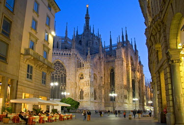 IT07058 Duomo, Milan, Lombardy, Italy