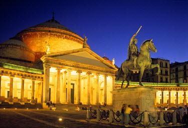 IT11069 San Francesco di Paola, Piazza del Plebiscito, Italy