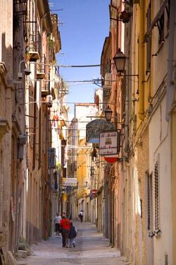 IT12101 Old City, Sassari, Sardinia, Italy
