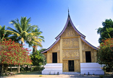 Wat Xieng Thong, (Golden City Monastery), Laung Prabang, Laos