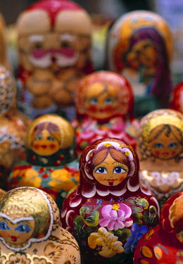 LV01023 Russian Dolls, Riga, Latvia