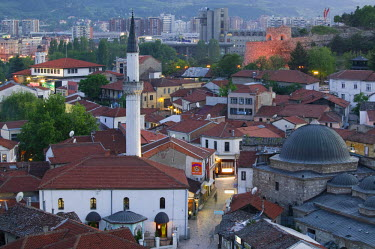 ME01030 Macedonia, Skopje, Mustafa Pasha Mosque
