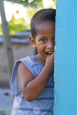 MH01005 Children, Delap-Uliga-Darrit, Majuro Atoll, Marshall Islands