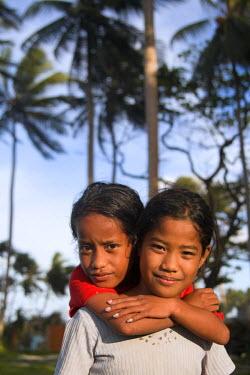 MH01014 Local Children, Jabor Village, Jaluit Atoll, Marshall Islands