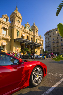 MN01049 Grand Casino, Monte Carlo, Monaco, French Riviera