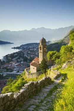 MR01041 Montenegro, Kotor Bay, Kotor, Gospa od zdravlja Church