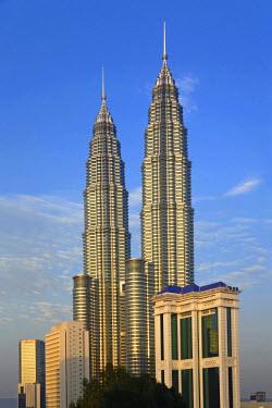 MY01034 Petronas Twin Towers, Kuala Lumpur, Malaysia