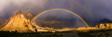 PK02062 Rainbow, Passu, Khunjrab river, Northern Pakistan