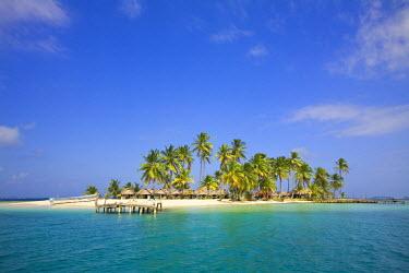 PN02160 Panama, Comarca de Kuna Yala, San Blas Islands, Kuanidup Grande