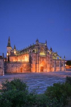 PT05194 Monastery of Santa Maria da Vitoria (UNESCO World Heritage), Batalha, Estremadura, Portugal