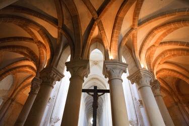 PT05197 Santa Maria de Alcobaca Monastery (UNESCO World Heritage), Alcobaca, Estremadura, Portugal