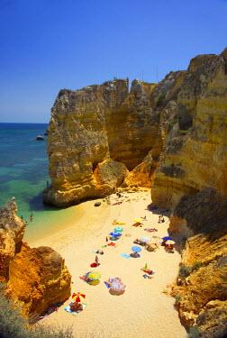 PT06016 Praia da Dona Ana, (Dona Ana Beach), Lagos Algarve, Portugal