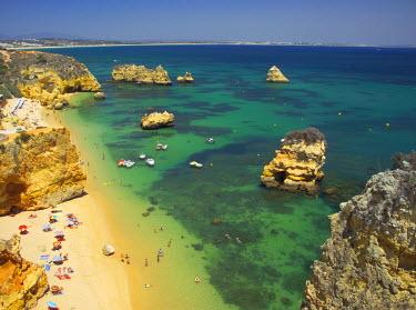 PT06018 Praia da Dona Ana, (Dona Ana Beach), Lagos Algarve, Portugal