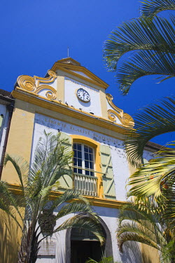 RE01054 Reunion Island, St-Pierre, Hotel de Ville, town hall