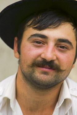 RM01106 Portrait of a man, Romania
