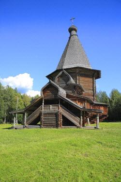 RU04145 Iosifo-Volotskiy (Joseph-Volokolamsk) monastery, Teryaeva sloboda, Moscow region, Russia