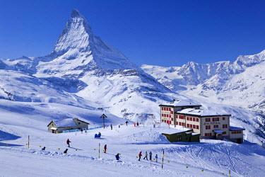 CH03302 Riffelberg, Zermatt, Valais, Switzerland