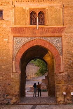 ES05316 Alhambra Palace, Granada, Andalucia, Spain