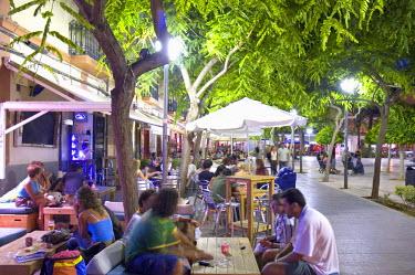 ES08080 Plaza des Parc, Ibiza Town, Ibiza, Spain
