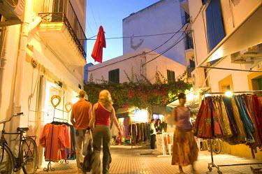 ES08081 Old Town, Ibiza Town, Ibiza, Spain
