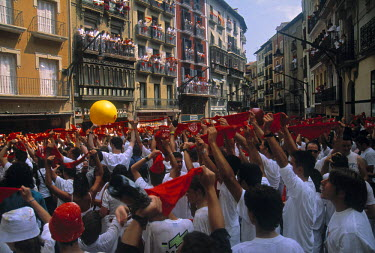 ES11033 San Fermin Festival, Pamplona, Navarra, Spain