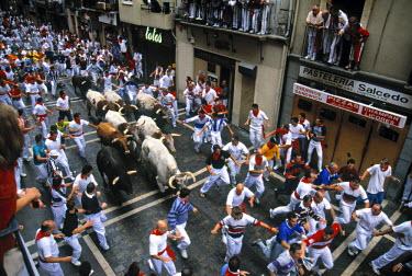 ES11034 San Fermin Festival, Pamplona, Navarra, Spain