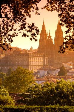 ES11086 Cathedral de Santiago de Compostela, Santiago de Compostela, Galicia, Spain