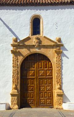 ES14005 Cathedral of Santa Maria de Betancuria, Betancuria, Fuerteventura, Spain
