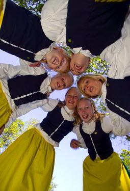 SW03048 Dance festival, Sweden