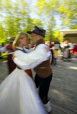 SW03051 Dance festival, Sweden