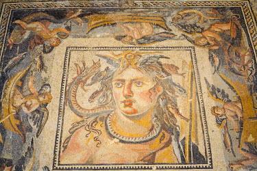SY01012 Roman mosaics, Shahba (Philippopolis), Syria