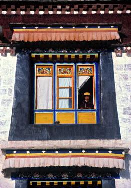 TB01023 Monastery, Lhasa, Tibet