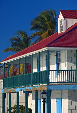 TC01020 Post Office, Cockburn Town, Grand Turk Island, Turks & Caicos, Caribbean