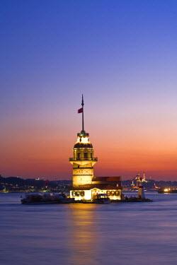 TK01155 Kizkulesi (Maiden's Tower), Istanbul, Turkey