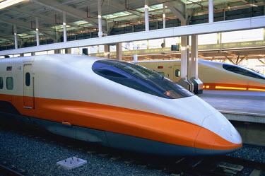 TPX11077 Taiwan, Kaohsiung, High Speed Rail, HSR Train
