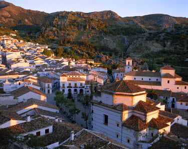 TPX4504 The White Villages / Pueblos Blancos, Grazalema, Andalusia, Spain