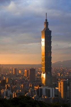 TW01023 Taipei 101, Taipei, Taiwan