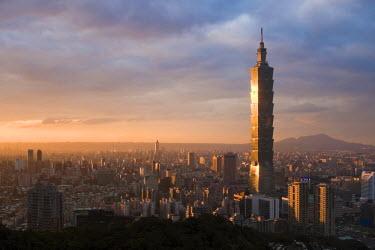 TW01024 Taipei 101, Taipei, Taiwan
