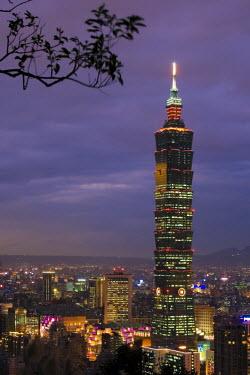 TW01026 Taipei 101, Taipei, Taiwan